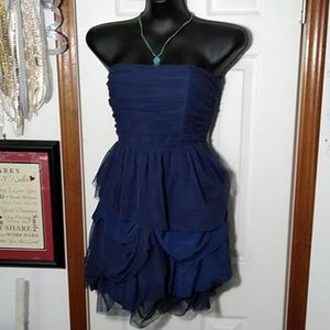 Alice + Olivia Blue Dress 👗